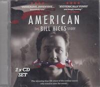 American The Bill Hicks Story 2CD Audio Comedy FASTPOST
