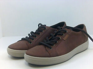 ECCO Mens YO7A Fashion Sneakers, Brown, Size 6.0 6rcE