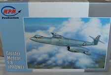 MPM 1/72 MPM72569 Gloster Meteor F.8 'Prone'