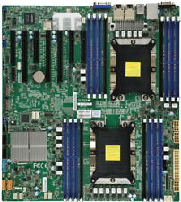 SUPERMICRO X11DPH-T Motherboard EATX Socket LGA 3647 Dual XEON CPU board