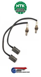 NTK O2 Lambda Sensor Oxygen Sensors x 2 -For Z32 300ZX Twin Turbo VG30DETT 89-93