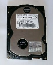 "Fujitsu HDD IDE MPC3043AT 4.3GB 5400RPM 256KB 3.5"" ATA-33 probado vacío 145"