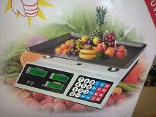 Balanza Digital 30kg Adaptador de precio Electrónica Computación de peso tienda mercado del Reino Unido hasta