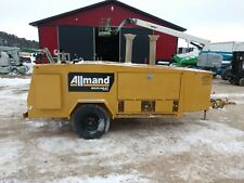 2015 Allmand Mh500iQ Towable heater, Low Hr Indirect Fired Construction Heater