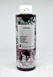 KORRES JASMINE SHOWER GEL 8.45 FL OZ FREE OF MINERAL OIL PROPYLENE GLYCOL WAX