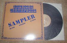"American Gramaphone AG 366 Sampler 45 RPM Audiophile 12"" EP"