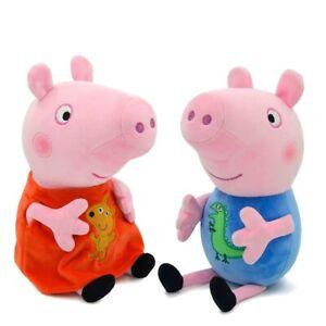 Peppa Pig Peppa George Plush Toy High Quality Kids Cute Gift