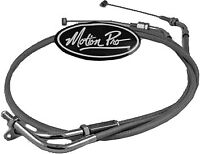 NEW MOTION PRO Extended Pulll Throttle Cable for Yamaha V-Star 1300 Riser Kit