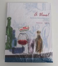 a Vous!: The Global French Experience 2nd Edition Special Custom Edition NEW