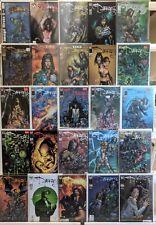 Darkness Comics Huge Lot 25 Comic Book Collection Set Run Books Box 1
