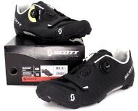 Scott MTB Comp Boa Mountain Bike Shoes Black Men's Size 13 US / 48 EU