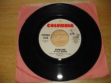 PIPELINE Gypsy Rider (45rpm, 1976) Promo VG rare funk
