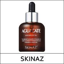 [SKINAZ] Aguacate Avocado Oil 99.6% 30ml / Korea Cosmetic Sweetcorea / (4VM2)