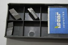 Iscar Carbide Insert - GIP 5.00E-0.80  ( IC20 ) 3 INSERTS