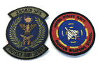 Air Force 2854th SPS SQUADRON PATCH, Navy Fighter Weapons School Patch Lot