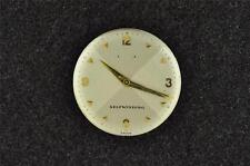 Vintage Men'S Bulova Self-Winding Wrist Watch Movement Cal 10Csc Running