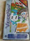 Video Now Color 3 Disk Set Nickelodeon Rocket Teenage Robot Jimmy Neutron Sealed