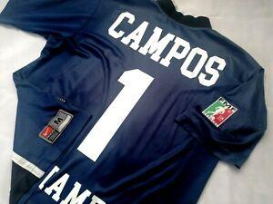 Jersey pumas unam nike Jorge campos 1999 (M) mexico shirt vintage goalkeeper