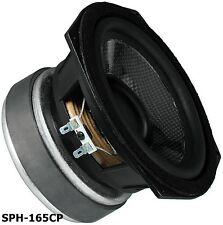 2 Stück SPH 165 CP Monacor HiFi Tief- Mitteltöner SPH-165CP (2 Stück)