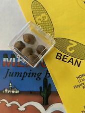 15 LIVE Magic Mexican Jumping Beans ** Fresh 2020 Crop  ** The Real Deal