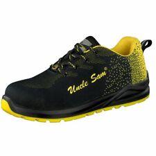 Uncle Sam Deportivo Hombre Calzado de Seguridad Profesional los Zapatos Trabajo
