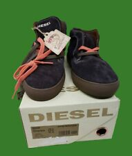 Diesel Newbie Coffee Bean Mens Size 10 Shoes With box