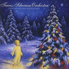 *89 SOLD* Trans-Siberian Orchestra - Christmas Eve and Other Stories - CD - NEW