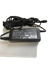 genuine toshiba laptop charger