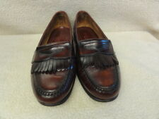 men's burundy  Cole Haan penny loafers size 10 1/2 D