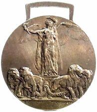 REGNO D'ITALIA (1914-1918) MEDAGLIA 36 mm.