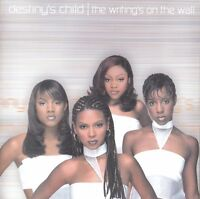 Destiny's Child CD The Writing's On The Wall - Europe