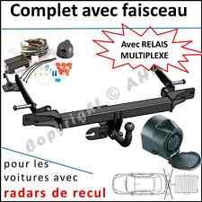 ATTELAGE Honda Accord VIII Tourer 2002-2008 faisceau 13br relais radars de recul