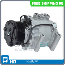 New A/C Compressor For Ford Sterling Truck 360 4.9L 2007-2010 - OE# YC4H19D629CB
