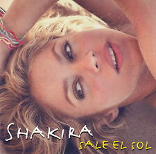 Shakira ‎CD Sale El Sol - USA (M/M)