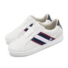 Royal Elastics Bishop White Red Blue Men Casual Sports Lifestyle Shoes 01712-051