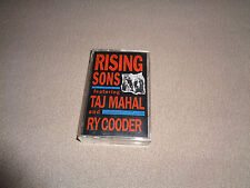 Rising Sons Taj Mahal and Ry Cooder - Columbia Cassette Tape - Excellent