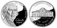 2006-S Proof Jefferson Nickel, Gem Deep Cameo , FREE SHIPPING!