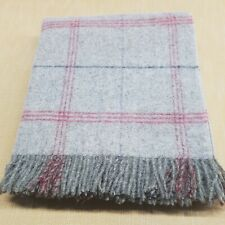 Bronte by moons windowpane  throw unlabeled seconds. Grey / pomegranate