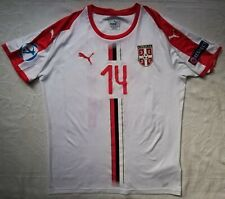new concept d011b d74fd Serbia National Team Soccer Fan Apparel & Souvenirs for sale ...