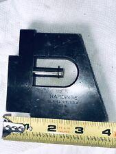 Machinist Tool Lathe Milling Hardinge C3 A Setting Fixture Thread Gauge Tools