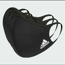 adidas H08836 M/L Face Covers - 3 Pack