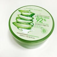 NATURE REPUBLIC ALOE VERA 92% Moisture Soothing Gel 10.56 fl.oz free sample