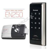 Blue New Commax Keyless Lock CDL-S200 Digital Doorlock Security Entry Passcode