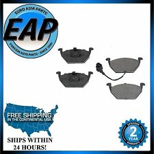 For 2000-2005 VW Beetle Golf Jetta 1.9 2.0L Front Ceramic Disc Brake Pad NEW
