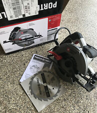 Porter Cable 71/4 In Steel Shoe Circular Saw