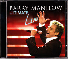 BARRY MANILOW  - ULTIMATE LIVE - 2 CD ( COME NUOVO )