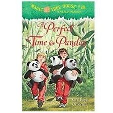 Magic Tree House Merlin Mission: A Perfect Time for Pandas No. 20 by Mary Pope O