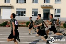 07's series China PLA Army,Second Artillery,Air Force T-shirt and Shorts,Set