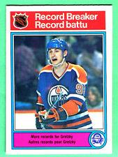 1982 OPC WAYNE GRETZKY CARD #1 NRMT...NICE!