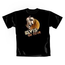 ELVIS PRESLEY - On Tour - T-Shirt - Größe Size L - Neu